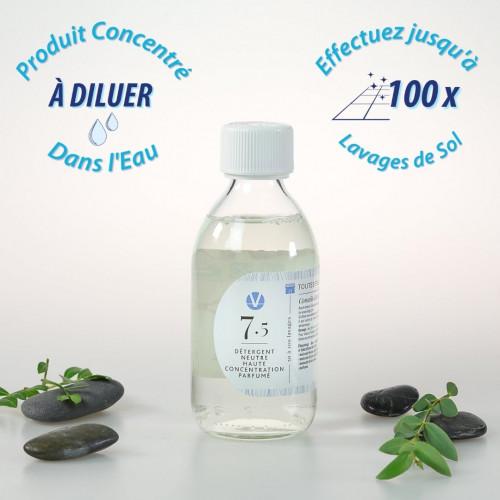 Nettoyant Sols Écologique Parfumé N°7.5