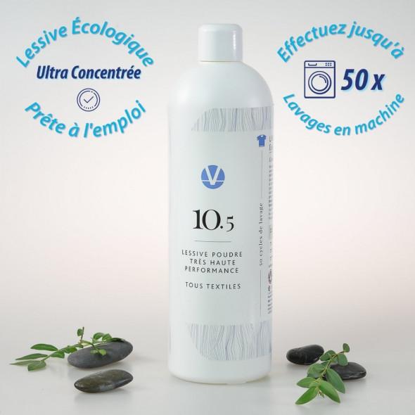 Lessive Poudre Écologique Concentrée N°10.5