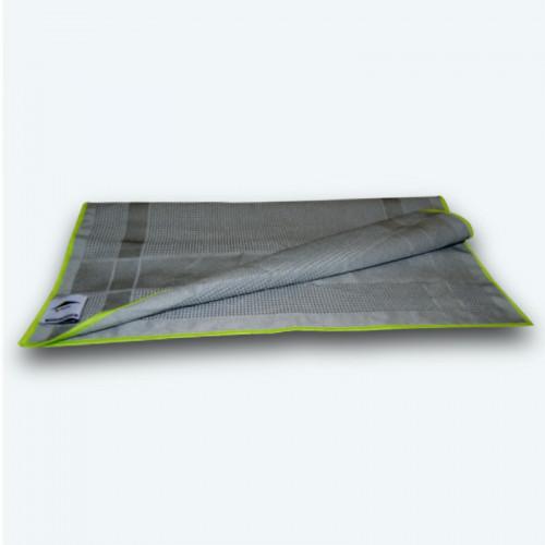 Rectangle Microfibre Essui Verres Absorption de 235%