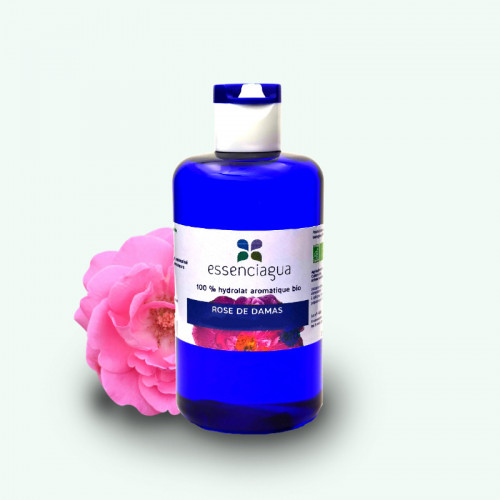 "Hydrolat Bio Rose de Damas ""Grand Cru"" 250 mL"