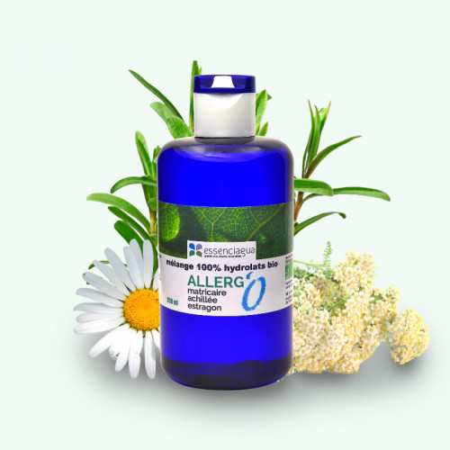 "Mélange d'Hydrolats Bio ""Grand Cru"" Allerg'O 250 ml"