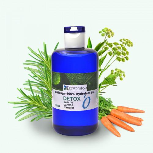 "Mélange d'Hydrolats Bio ""Grand Cru"" Detox'O 250 ml"